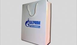 Что такое бумажный пакет с логотипом?