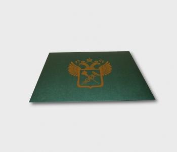 Конверт с гербом