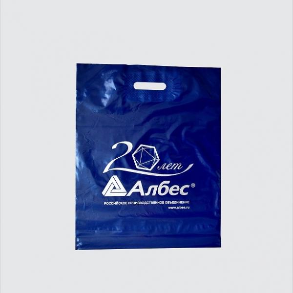 пакет пвд синий