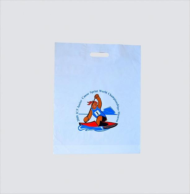 Пакет пвд белый