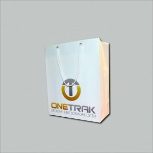 пакет бумажный onetrak