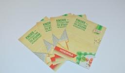Печать листовок дешево в Москве