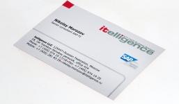 Как привлечь внимание современного общества визитками?