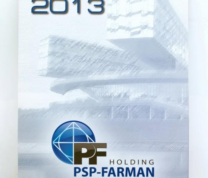 PF календарь настенный