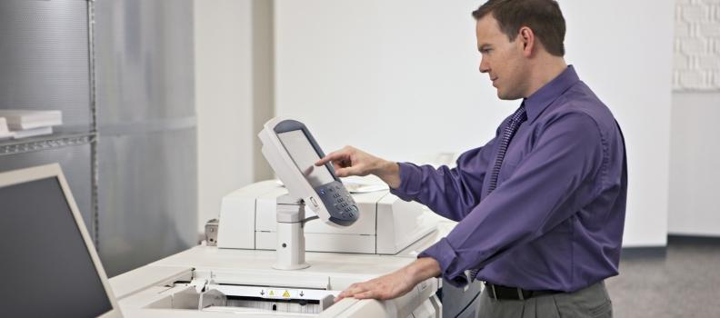 Печать буклетов и листовок в Москве