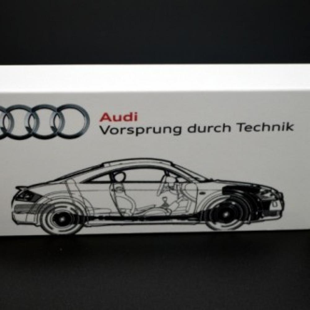 Шубер Audi
